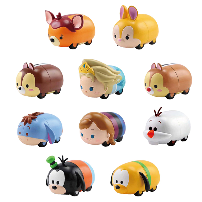 OTHERS / Tsum Tsum Spinning Car Collection 2
