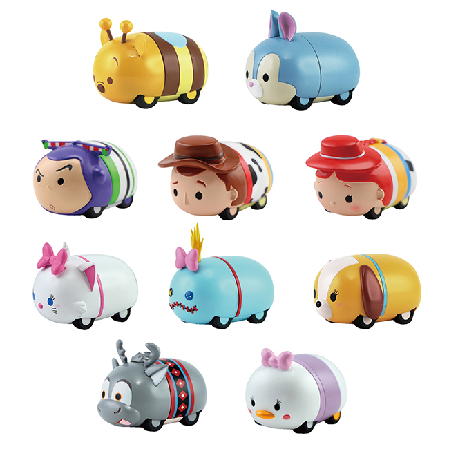 OTHERS / Tsum Tsum Spinning Car Collection 3