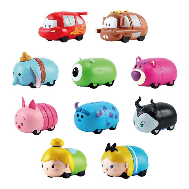OTHERS / Tsum Tsum Spinning Car Collection 4