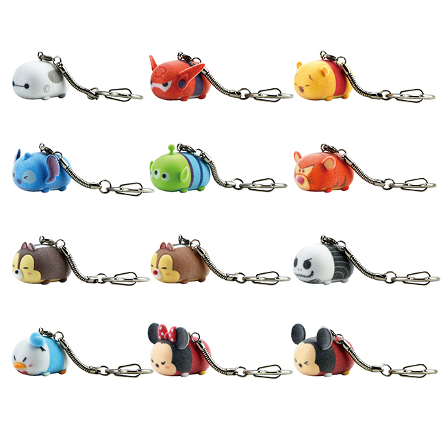 OTHERS / Tsum Tsum Key holder Collection 1